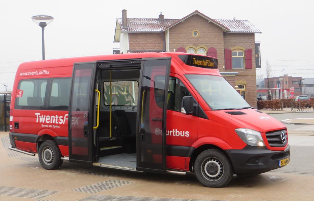 Word vrijwilliger op de buurtbus Rijssen-Holten